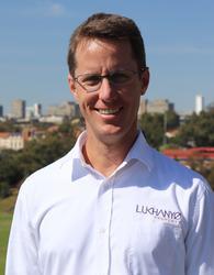 David  Beattie, estate agent