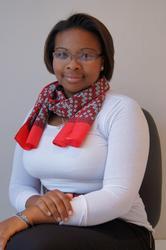 Jessica Jeftha, estate agent