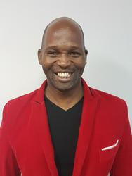 Solomon Moatshe, estate agent