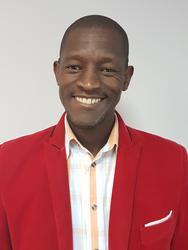 Pule Montsho, estate agent