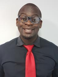 Rodney Nkomo, estate agent