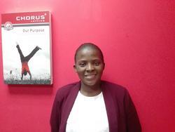 Pauline Mpho Ntombela, estate agent