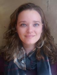 Cassandra Van Rooyen, estate agent